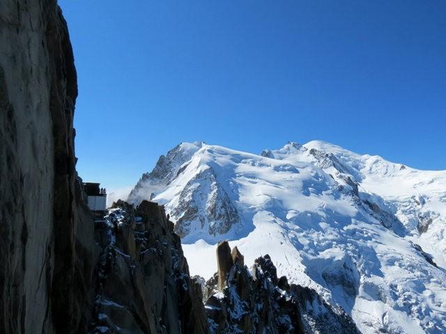 从南针峰.观看阿尔卑斯山全景_图1-22