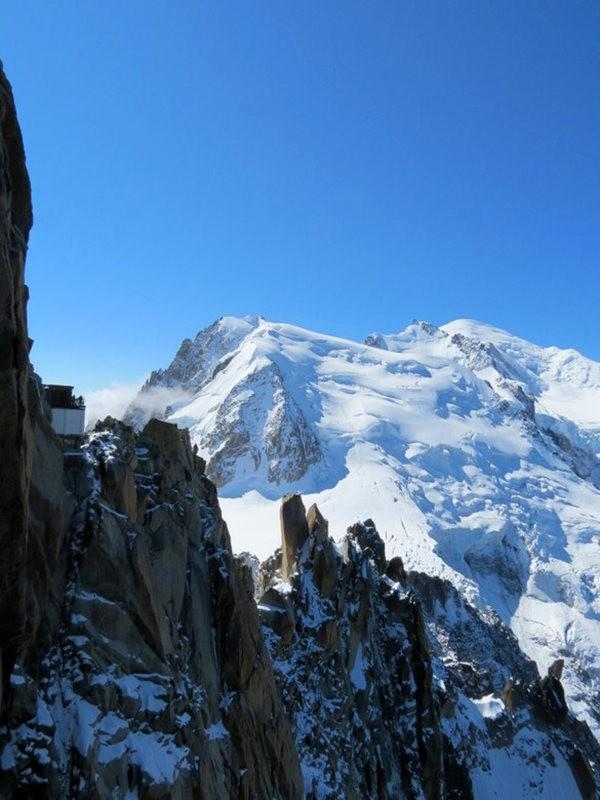 从南针峰.观看阿尔卑斯山全景_图1-23