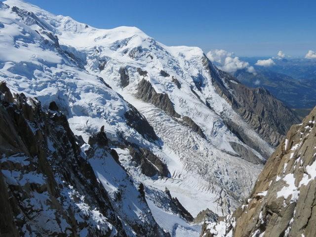 从南针峰.观看阿尔卑斯山全景_图1-35