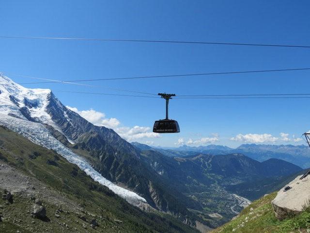 从南针峰.观看阿尔卑斯山全景_图1-41