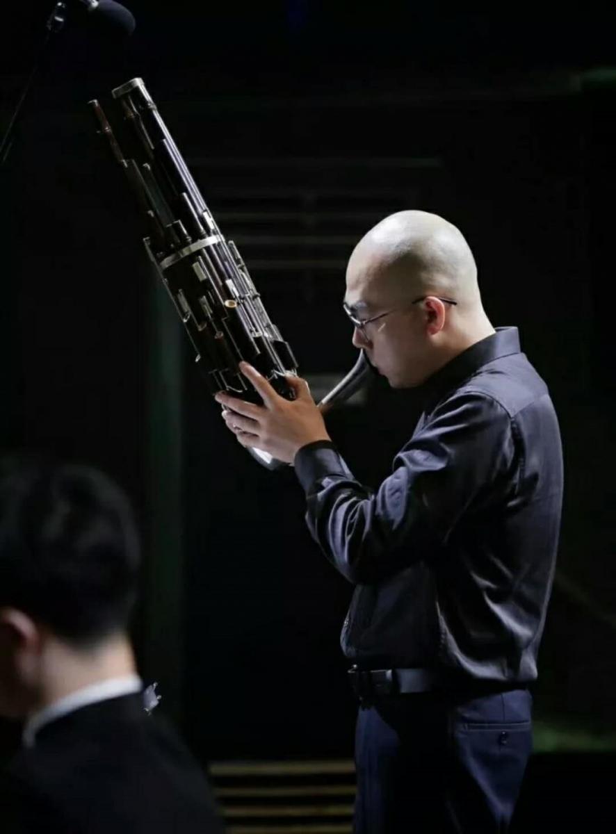 上海城市草坪音乐会:古筝与锁呐_图1-2