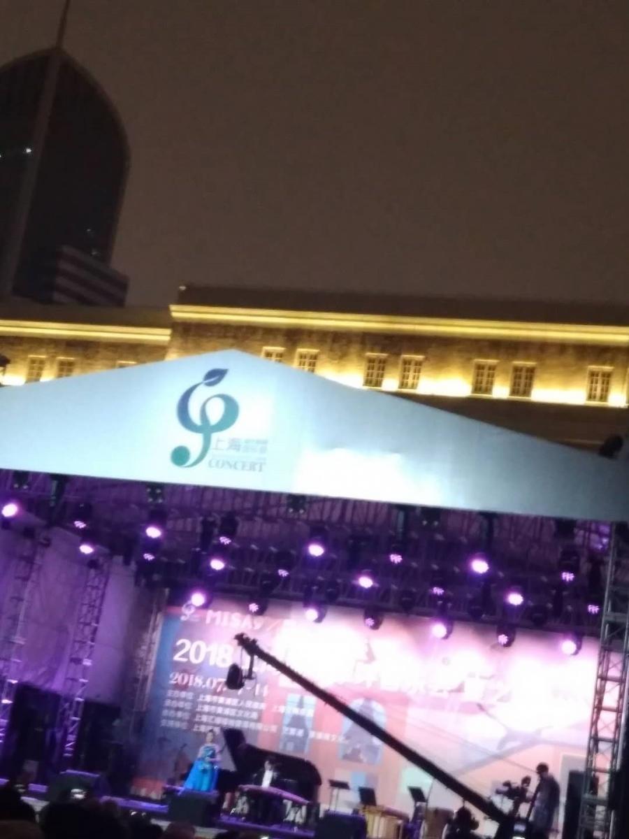上海城市草坪音乐会:古筝与锁呐_图1-5