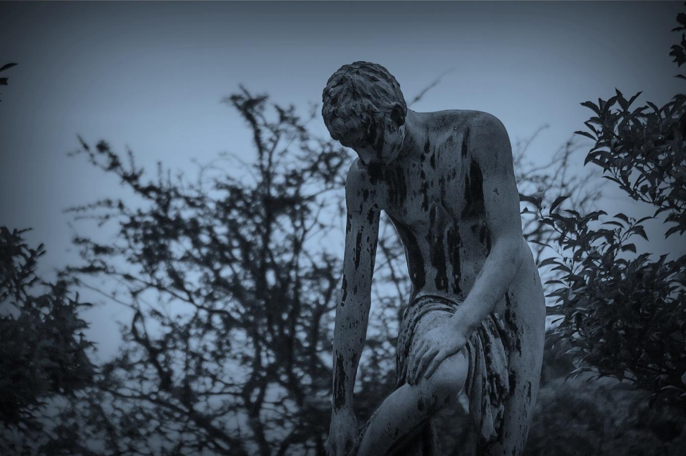 丹麦美人鱼雕像,雕塑家妻子为蓝本_图1-6