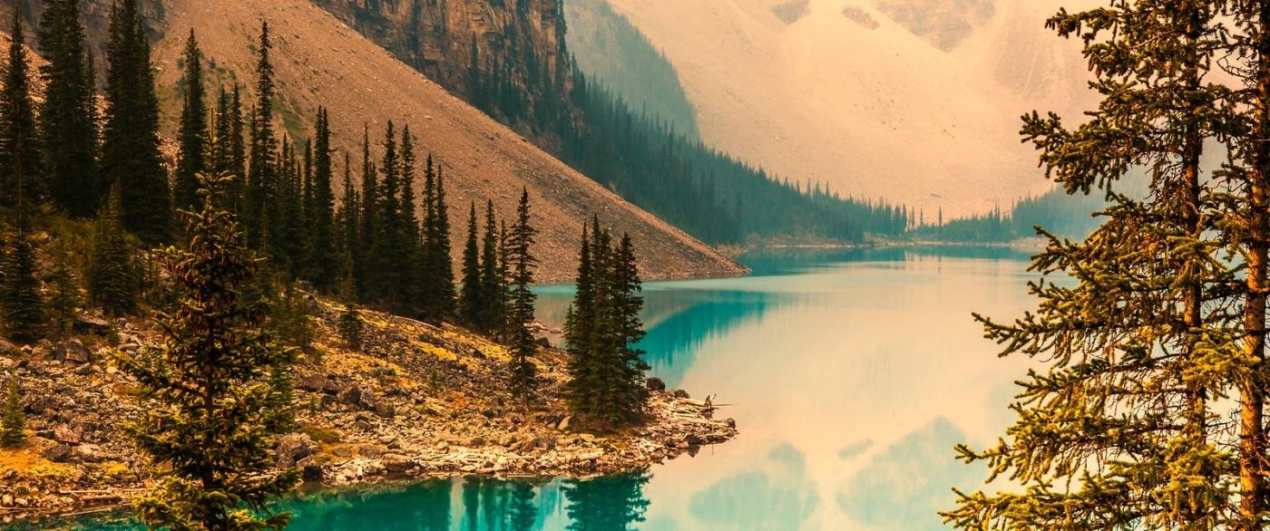 加拿大梦莲湖,有梦的地方_图1-7