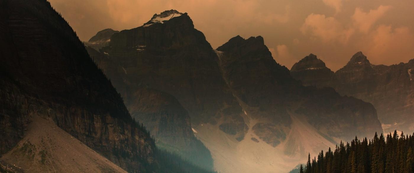 加拿大梦莲湖,有梦的地方_图1-8