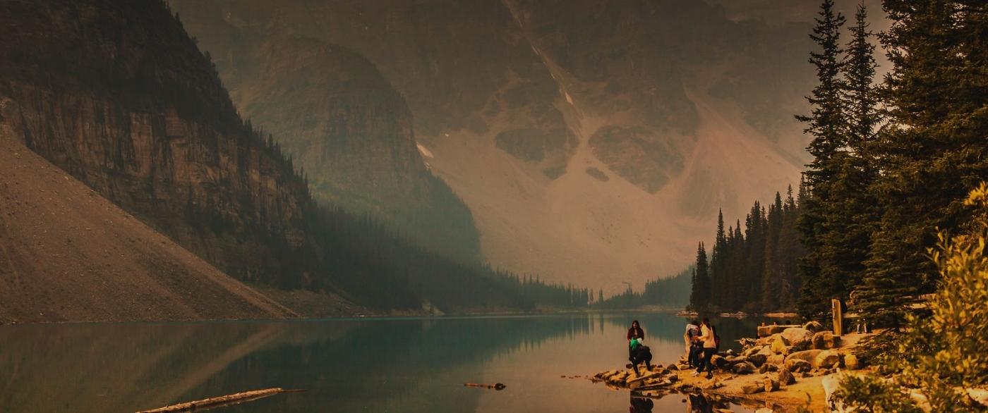 加拿大梦莲湖,有梦的地方_图1-10