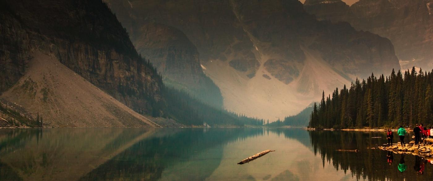加拿大梦莲湖,有梦的地方_图1-11