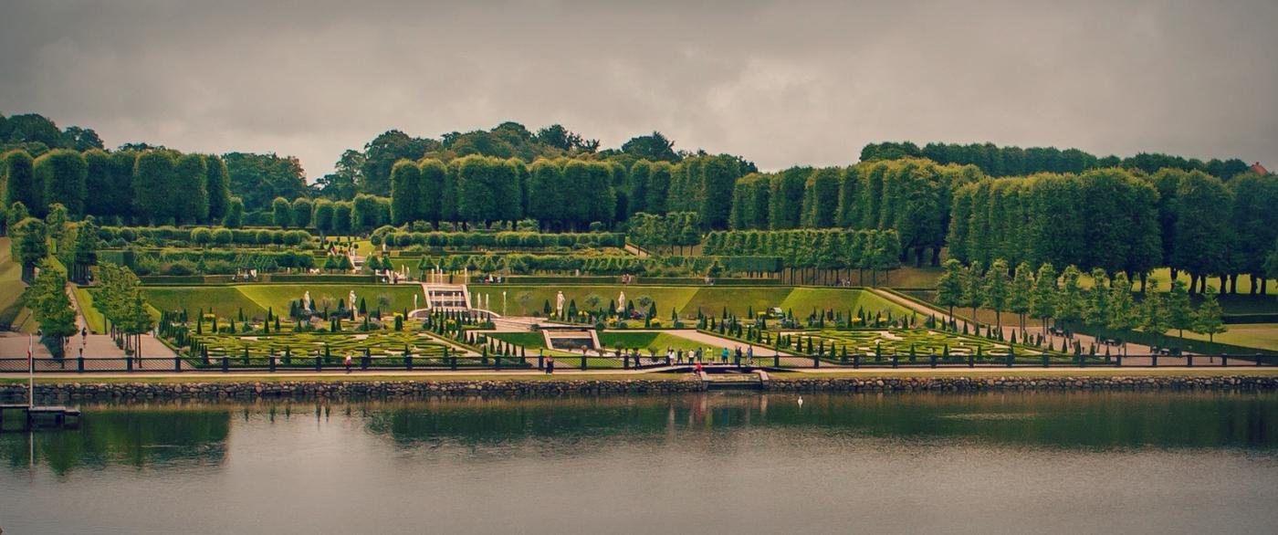 丹麦腓特烈堡城堡,周边的景色_图1-6