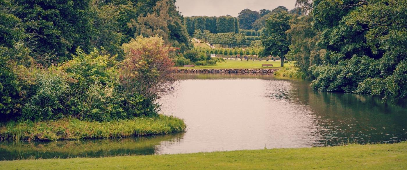 丹麦腓特烈堡城堡,周边的景色_图1-11