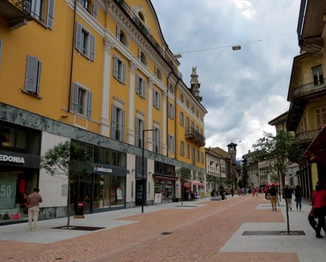 贝林佐纳----瑞士的意大利小镇_图1-4