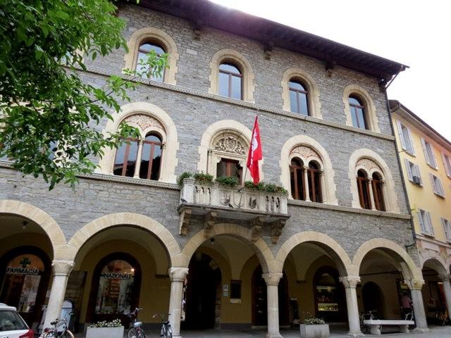 貝林佐納----瑞士的意大利小鎮_圖1-5