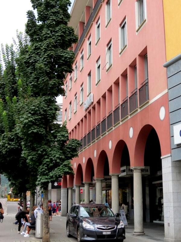 贝林佐纳----瑞士的意大利小镇_图1-7