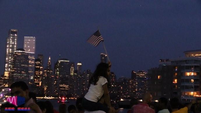 高娓娓:《娓娓道来》美国国庆-娓娓带你过纽约式国庆_图1-16