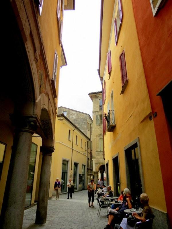 貝林佐納----瑞士的意大利小鎮_圖1-8
