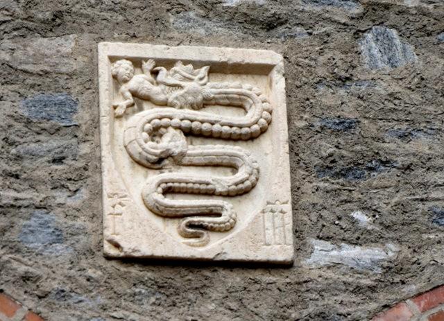 贝林佐纳----瑞士的意大利小镇_图1-15