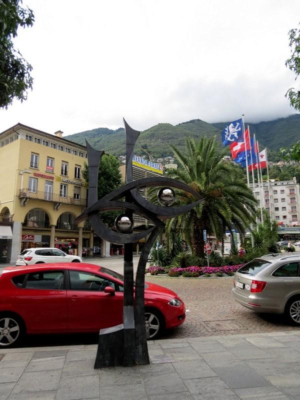 贝林佐纳----瑞士的意大利小镇_图1-17