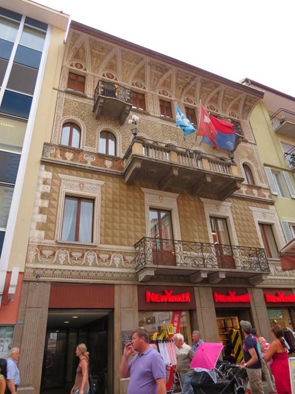 贝林佐纳----瑞士的意大利小镇_图1-18