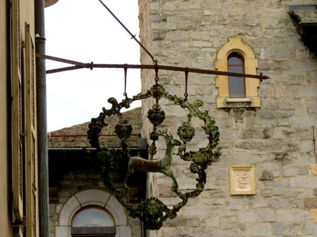 贝林佐纳----瑞士的意大利小镇_图1-19