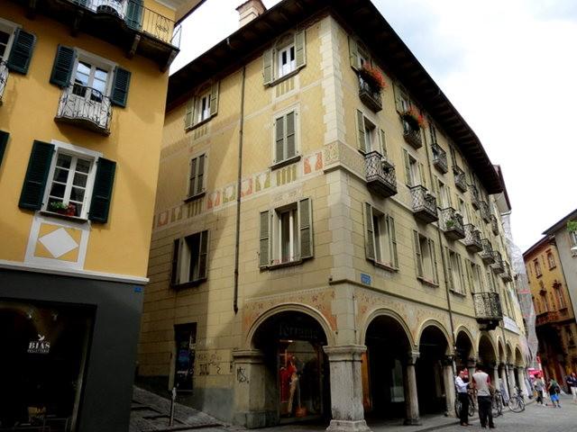 贝林佐纳----瑞士的意大利小镇_图1-20