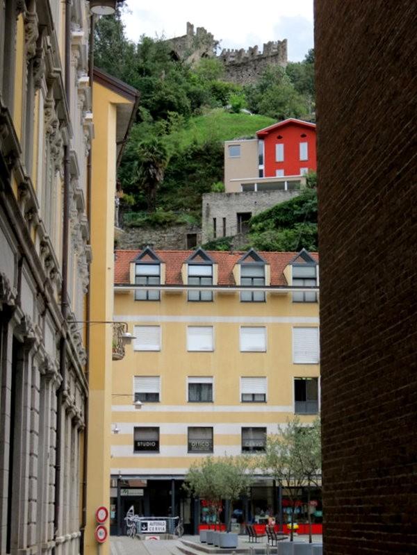 貝林佐納----瑞士的意大利小鎮_圖1-22