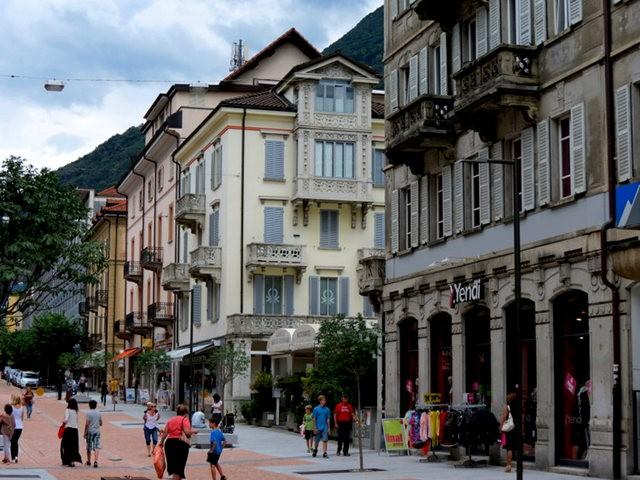 貝林佐納----瑞士的意大利小鎮_圖1-30