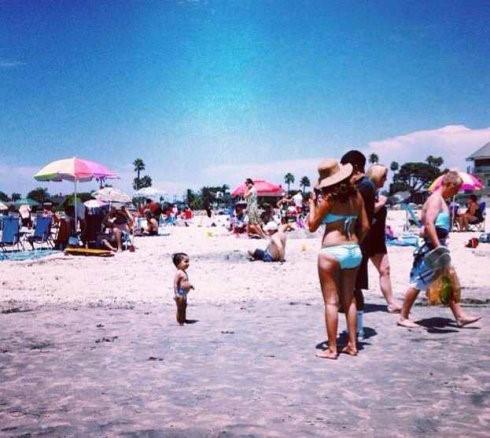 高娓娓:看看美国孩子暑假怎么疯玩_图1-1