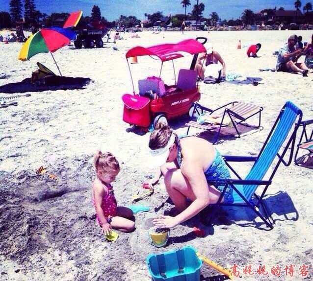 高娓娓:看看美国孩子暑假怎么疯玩_图1-7