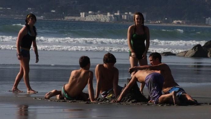 高娓娓:看看美国孩子暑假怎么疯玩_图1-12