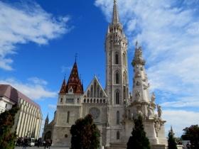 马加什教堂--布达佩斯