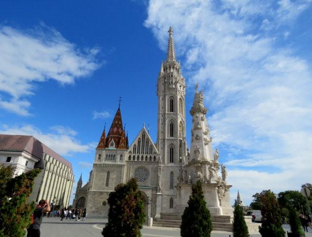 马加什教堂--布达佩斯_图1-2
