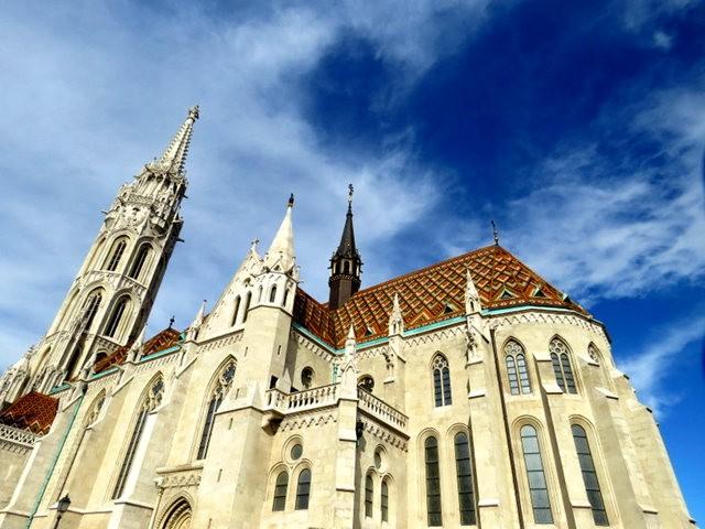 马加什教堂--布达佩斯_图1-4