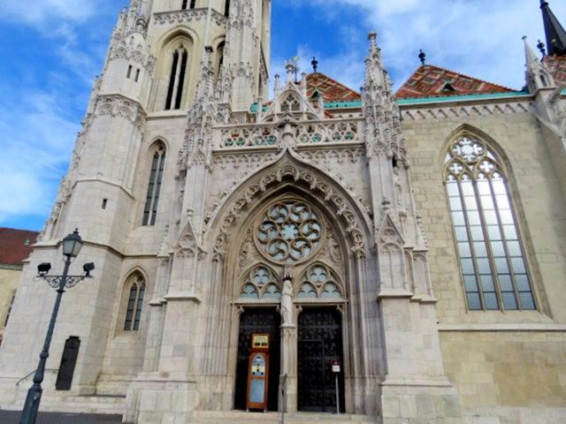 马加什教堂--布达佩斯_图1-6