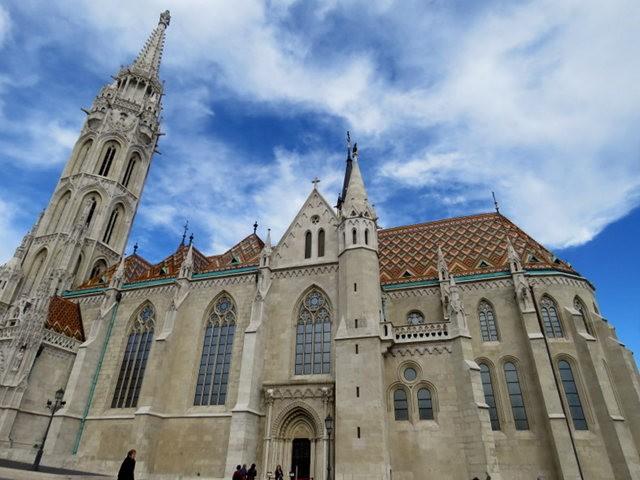 马加什教堂--布达佩斯_图1-7