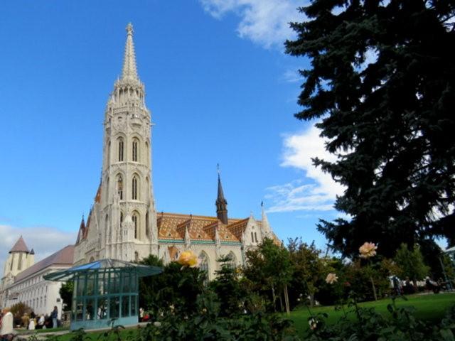 马加什教堂--布达佩斯_图1-9