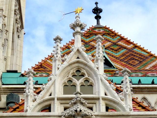 马加什教堂--布达佩斯_图1-12