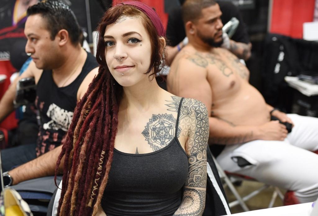 从边缘到主流:你能接受纹身登堂入室吗?_图1-21