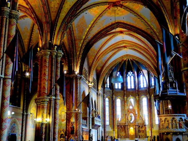 马加什教堂--布达佩斯_图1-24