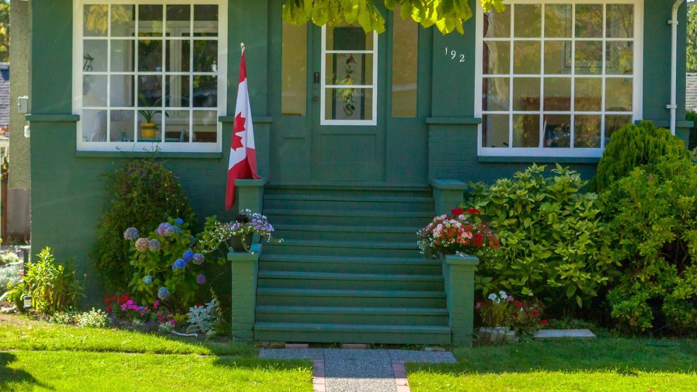 加拿大维多利亚,百姓的悠闲生活_图1-10