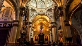 西班牙巴伦西亚主教堂,满眼的艺术精品
