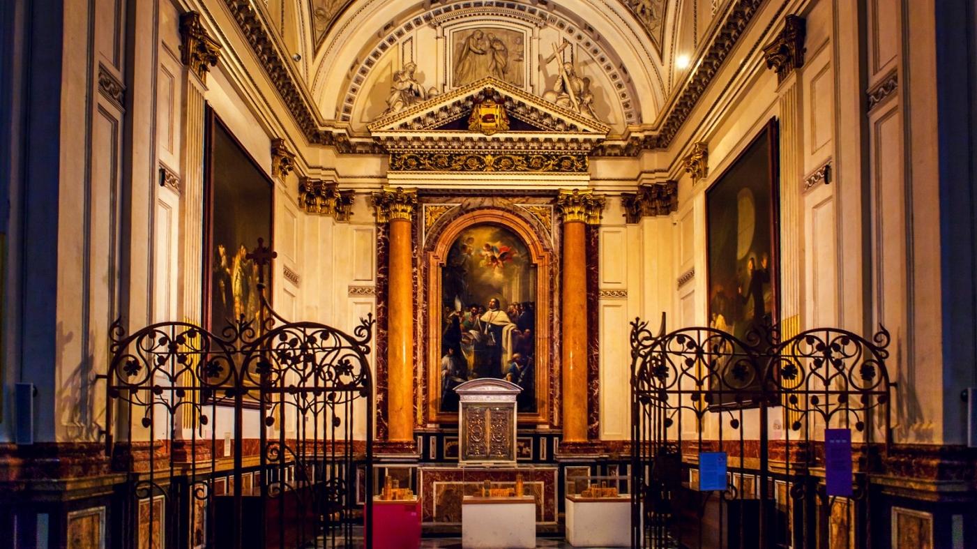 西班牙巴伦西亚主教堂,满眼的艺术精品_图1-7