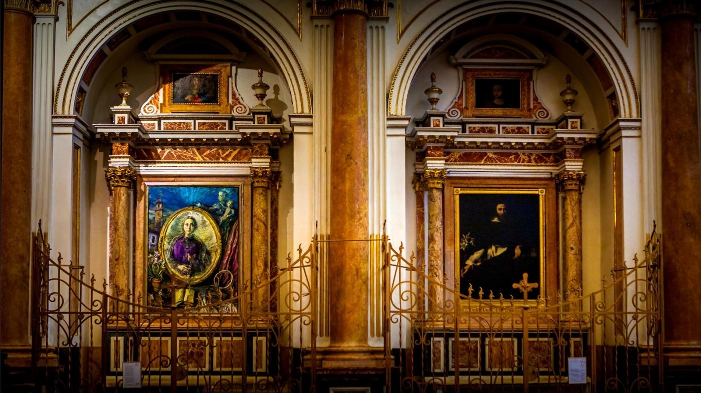 西班牙巴伦西亚主教堂,满眼的艺术精品_图1-8