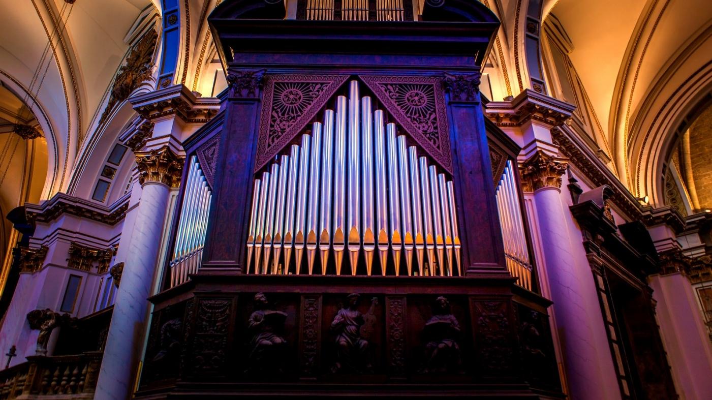 西班牙巴伦西亚主教堂,满眼的艺术精品_图1-9