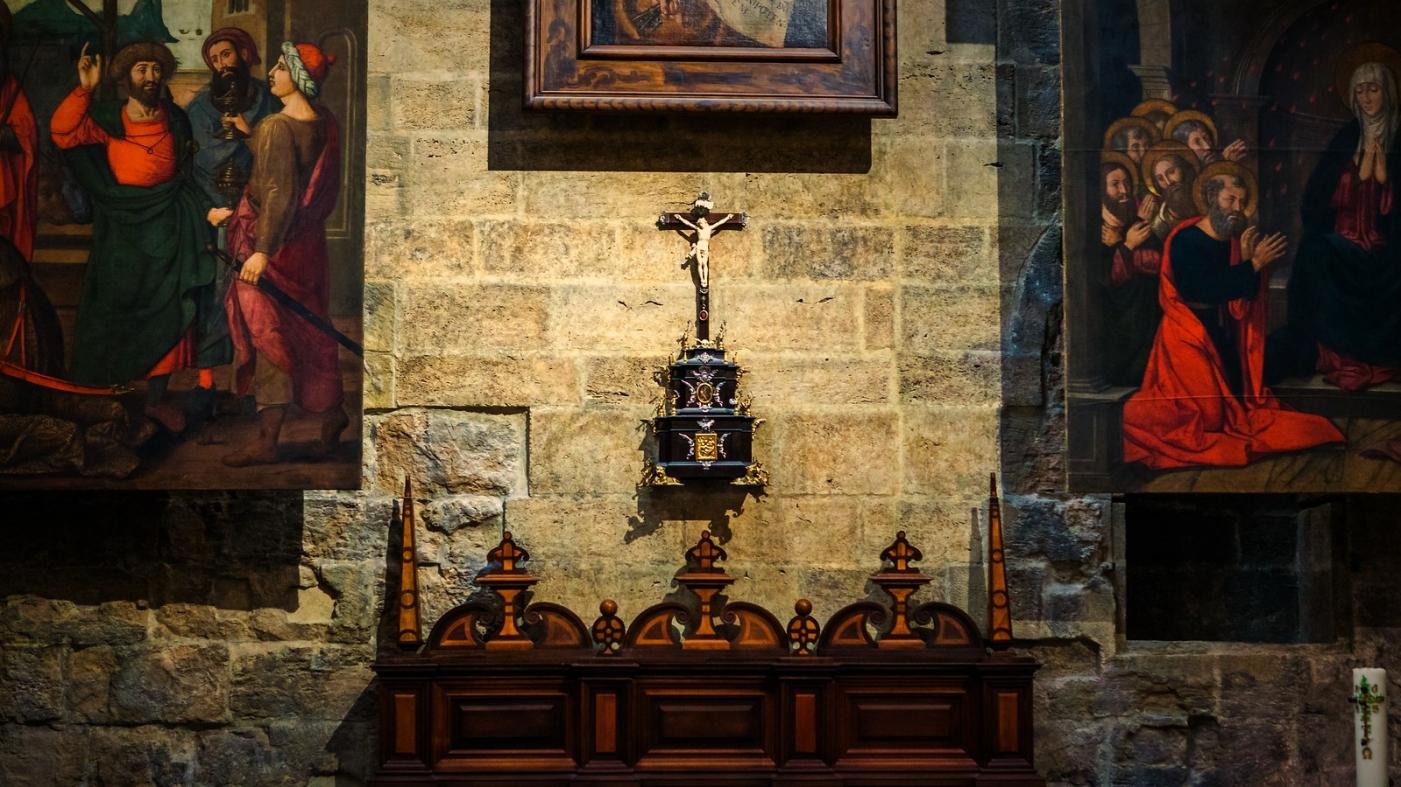 西班牙巴伦西亚主教堂,满眼的艺术精品_图1-12