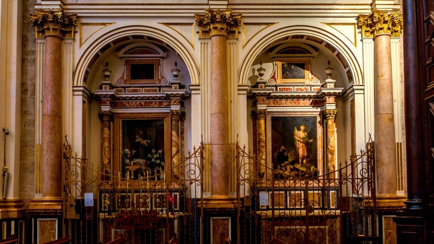 西班牙巴伦西亚主教堂,满眼的艺术精品_图1-13