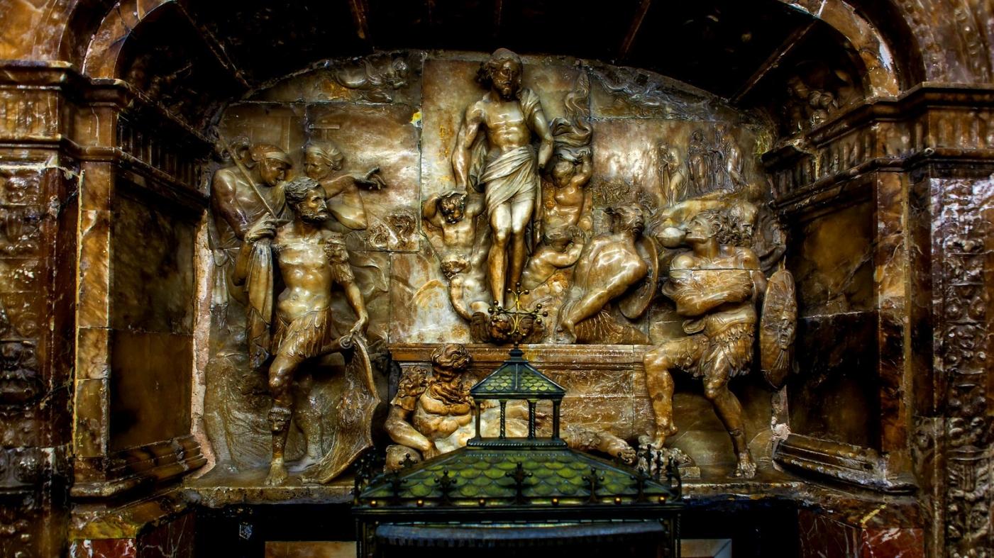 西班牙巴伦西亚主教堂,满眼的艺术精品_图1-15