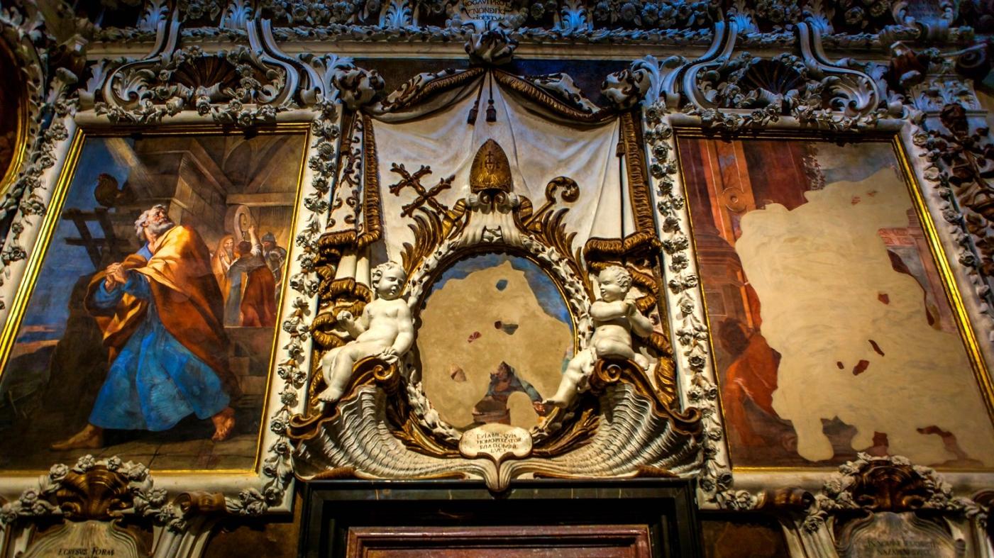 西班牙巴伦西亚主教堂,满眼的艺术精品_图1-19