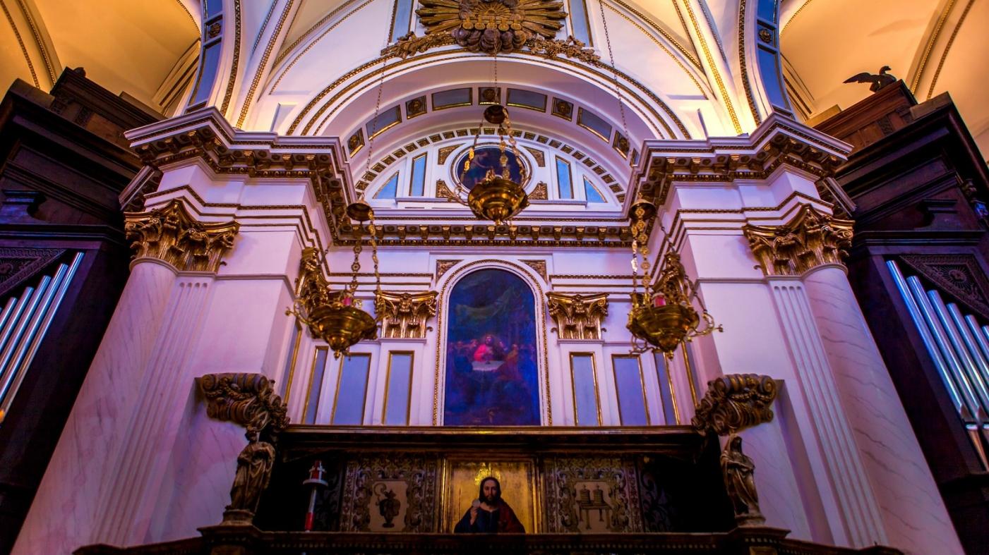 西班牙巴伦西亚主教堂,满眼的艺术精品_图1-21
