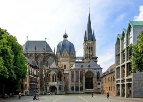 亚琛大教堂----查理大帝的不朽之作