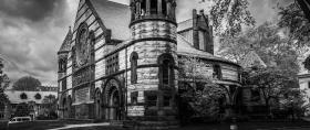 普林斯顿大学,那些有特色校园建筑