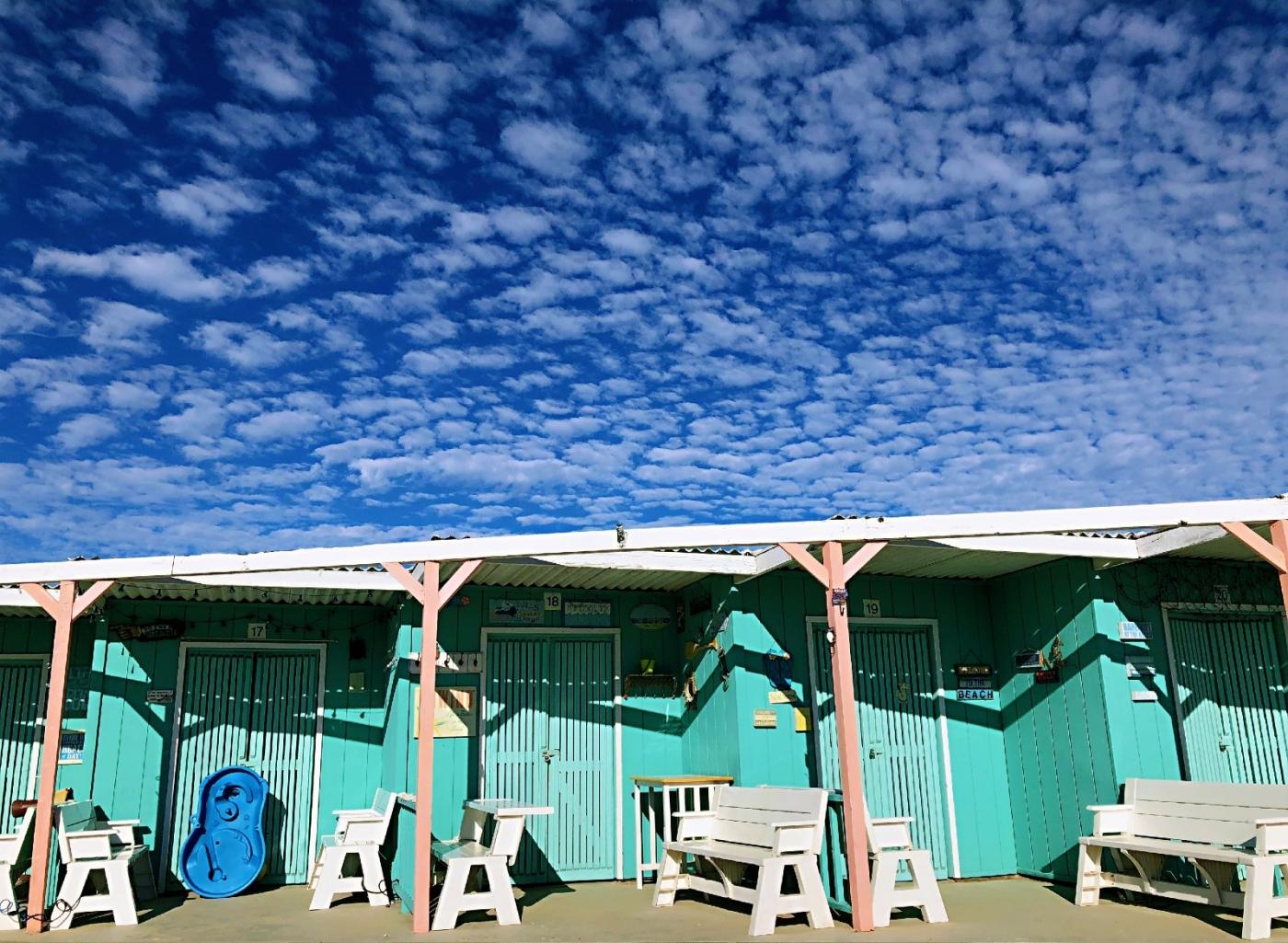 【田螺摄影】写长沙滩的日出日落_图1-17